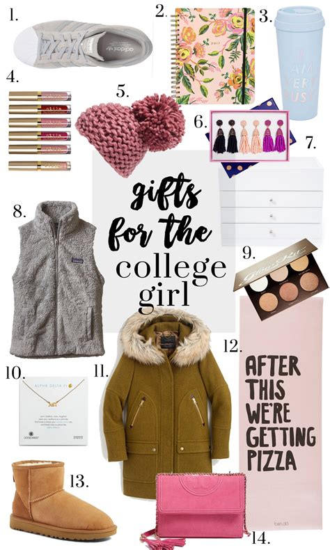 holiday gift ideas for high school student girl 2018 gifts for college glitter gingham