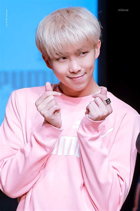 kim namjoon pink pin by asainface on kim namjoon pinterest bts namjoon