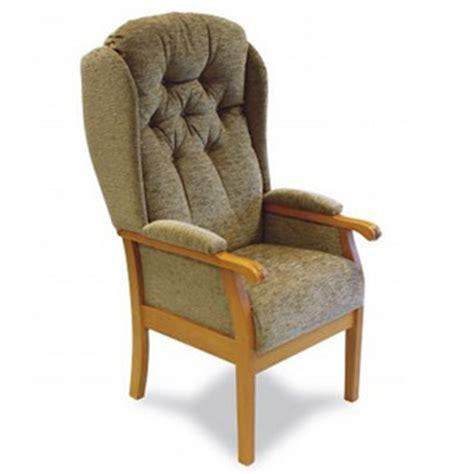 high chair for elderly rivington fireside high seat chair high seat chairs