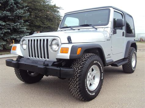 2005 Jeep Wrangler Sport Highland Motors Chicago Schaumburg Il Used Cars