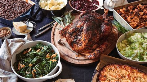 Thanksgiving Cookery how to make thanksgiving dinner in 8 hours the new york