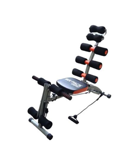 galaxy fitness six pack abs 2 abdominal exerciser buy at best price on