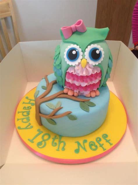 17 best ideas about owl cakes on owl birthday