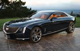 2015 Cadillac Concept Cadillac Concept Coupe Heralds 2015 Omega Based Models