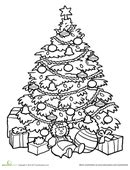 christmas coloring pages for 5th graders 9 best images of 2nd grade christmas math coloring