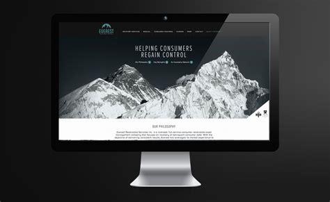 everest web everest receivables cms web design typework studio