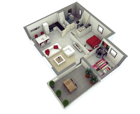Gambar Rencana Rumah Minimalis   Gambar Con
