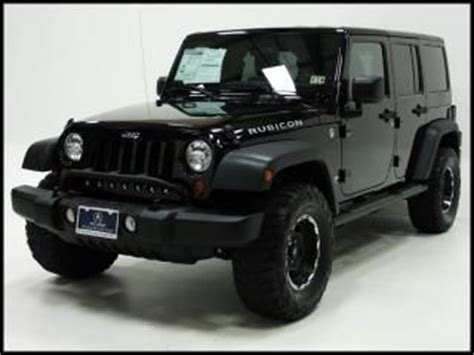 2011 Jeep Wrangler Unlimited Owners Manual Find Used 2011 Jeep Wrangler Unlimited Rubicon 4wd 6 Speed