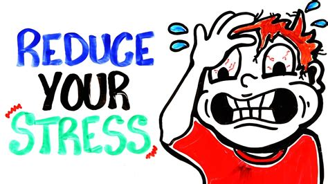 reduce anxiety cartoon reduce stress pictures inspirational pictures