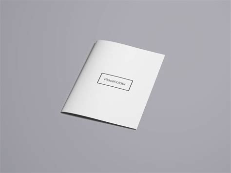 Changing Table Paper Sheets 40 Free Paper And Book Mockups