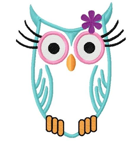 free applique embroidery designs free embroidery design owl i sew free