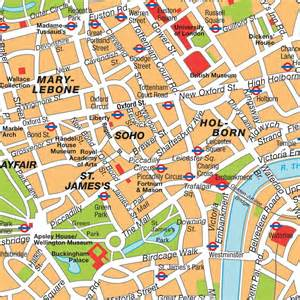 London England Map by Map Of Greater London Region England Uk Maps And