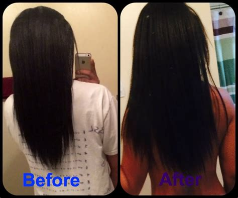 1 inch of hair 1 inch of hair growth in a week inversion method for