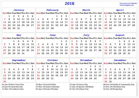 printable calendar australia 2018 calendar printable for free download india usa uk