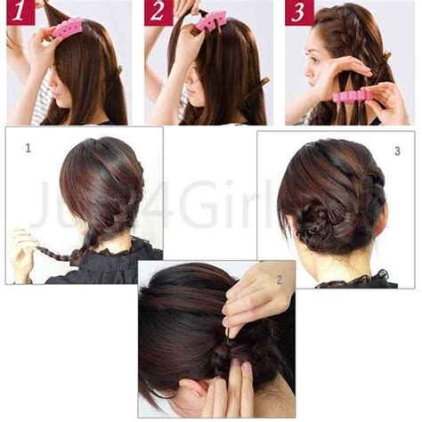 magic twist sponge instructions magic hair braiding tool craft pinterest hair and tools