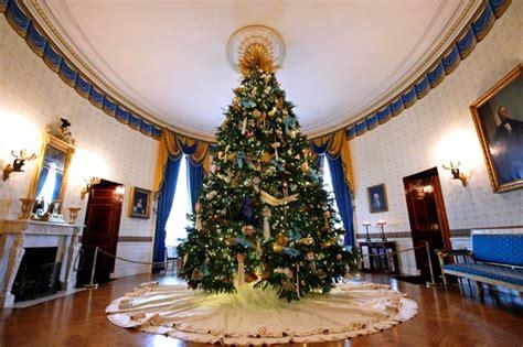 weihnachtsdekoration weisses haus 2017 weihnachtsdeko ideen aus den usa festlicher im