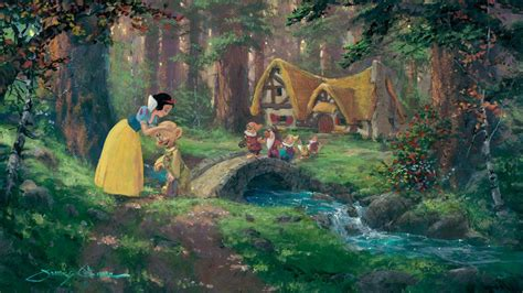 disney painting free snow white wallpapers best wallpapers