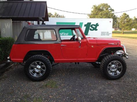 Jeep Commando S Randy Walker S 1969 Jeepster Commando