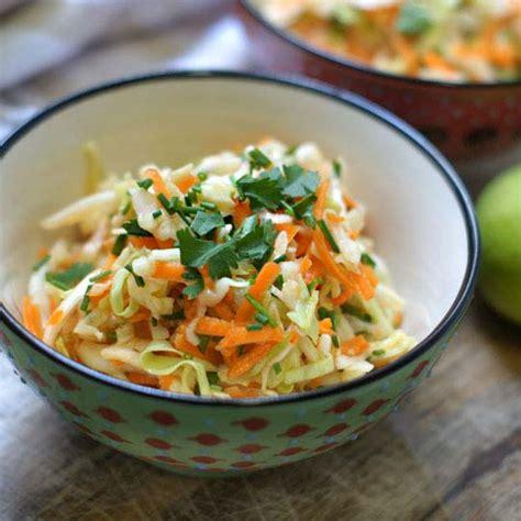 Cabbage Detox Salad Recipe by Sweet Sesame Lime Cabbage Salad Detoxinista