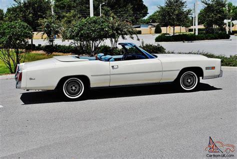 cadillac eldorado 76 simply beautiful just 39900 76 cadillac eldorado