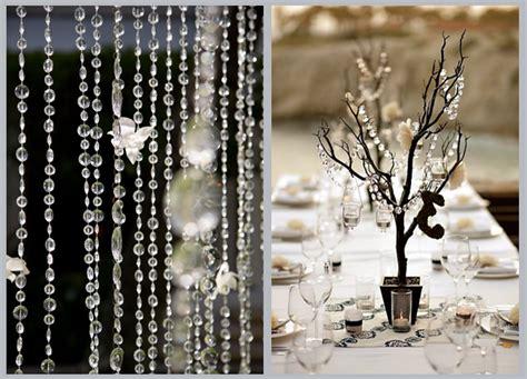 crystal curtains wedding crystal 171 houston wedding blog