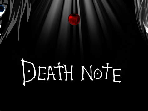 anime death note capitulos death note todos los capitulos online manga y anime