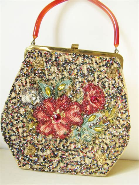 Fall Handbag Sale antique beaded purses for sale sale vintage purse fall