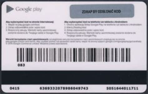 Google Play Gift Card Exchange - gift card google play 150 google play poland google play col pl goog 003