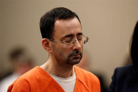 larry nassar larry nassar sentenced to 175 years in prison for sexual
