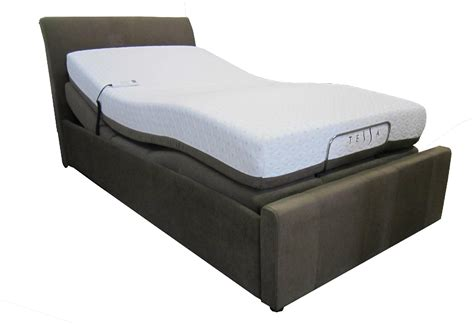 luxury motorized electric smart flex  adjustable bed