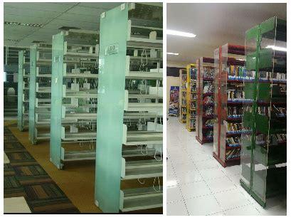 Rak Besi Bogor jual rak buku perpustakaan celaren celaren
