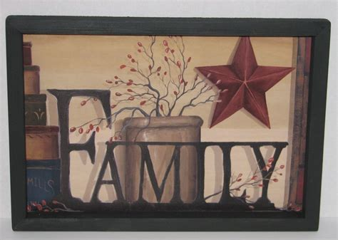 family 9 quot x 13 quot wall decor beautiful ebay