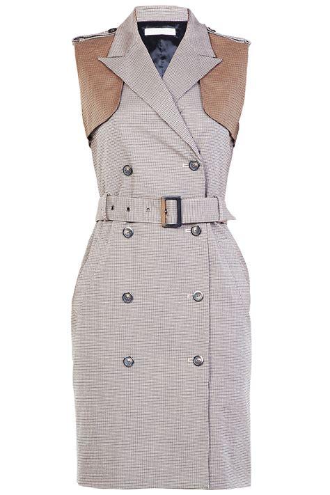 Dress Coat Brown stefanel trench coat dress brown 365ist