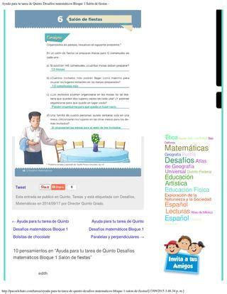 paco el chato matematicas sexto grado respuestas bloque 1 respuestas de libro de matematicas 5 grado paco el chato desaf 237 os matem 225 ticos sep quinto grado