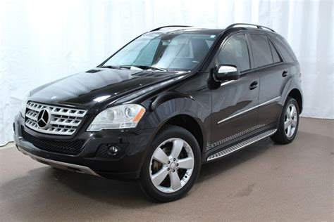2009 Mercedes For Sale by Used 2009 Mercedes Ml350 Luxury Suv For Sale