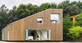 Creative Homes Sustainable Design Made Of Shipping Containers Home