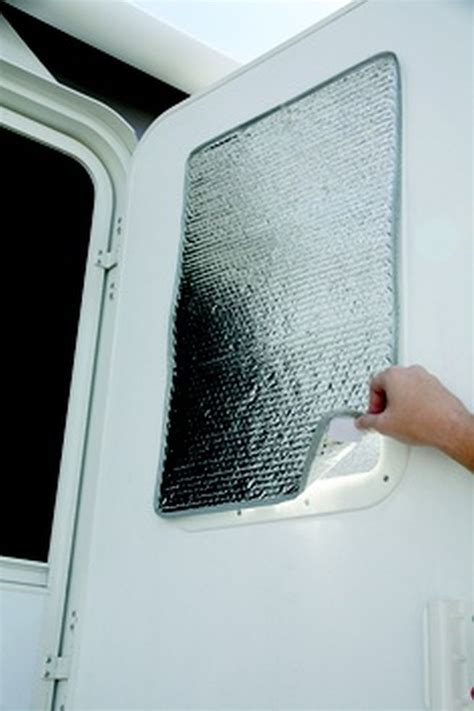 rv windshield curtains make a comfort zone with rv window shades and rv
