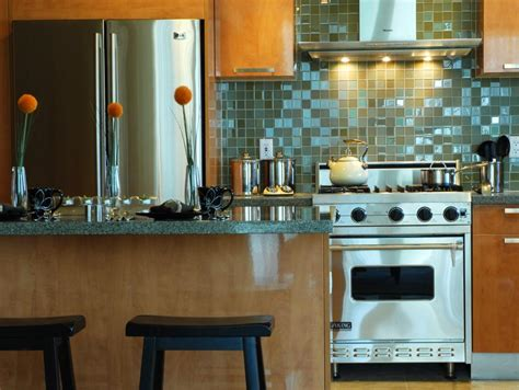 8 Small Kitchen Design Ideas To Try Hgtv Design A Small Kitchen