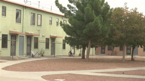 el paso housing authority el paso housing authority breaks ground on central housing renovations kfox