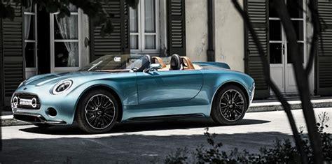a concept no longer mini s superleggera roadster to come