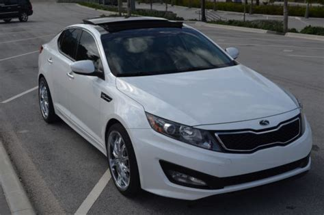 Used Kia Optima Sx Mint 2011 Kia Optima Sx