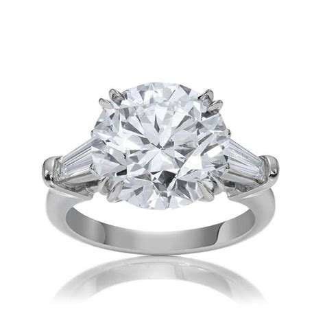 Harry Winston Engagement Ring by Fascinating Engagement Rings By Harry Winston General