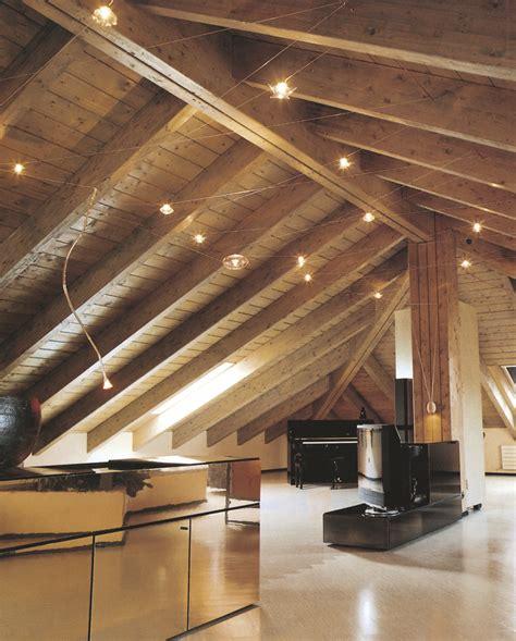 illuminazione mansarda mansarda la scelta giusta 232 variata sul design