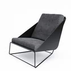 Used Leather Armchair Bonaldo Alfie Armchair 3d Model