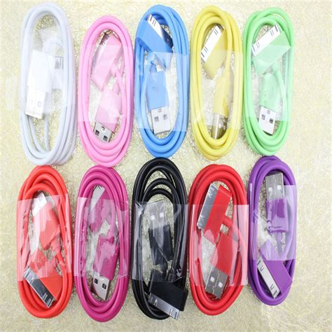 iphone charger colors popular colored iphone 4 chargers buy cheap colored iphone