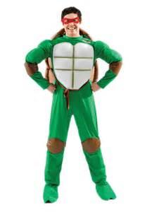 Teenage mutant ninja turtle costume adult party britain fancy dress