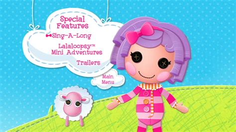Adventures In Lalaloopsy Land Search For Pillow by Thaidvd Value
