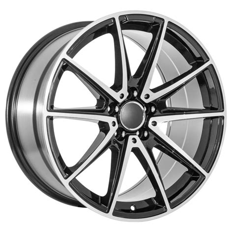 19 inch mercedes amg wheels cool oem style mercedes replica wheels for you