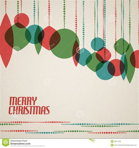 merry christmas cards free download retro christmas card with christmas decorations royalty
