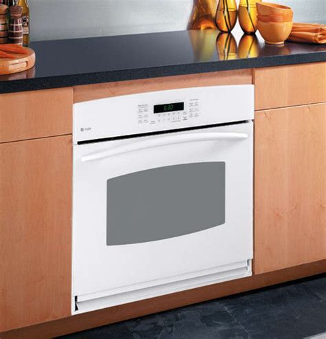 GE PT916BMBB 30 Inch Single Electric Wall Oven with 4.4 cu